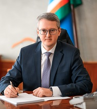 Vladimir Viktorovich Solodov || Acting Governor of the Kamchatka Krai